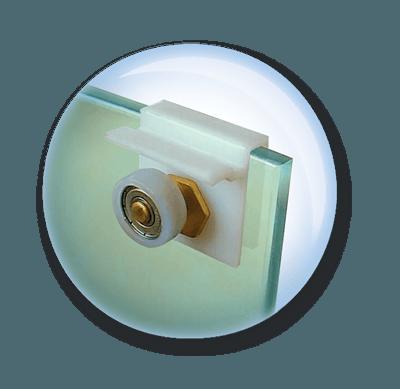 Travas de Segurança Kit Box 2 Portas