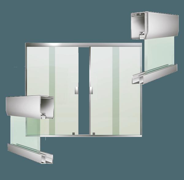 Tec-Vidro Kit Engenharia Perfis