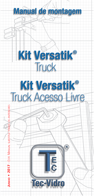 Manual Versatik Truck