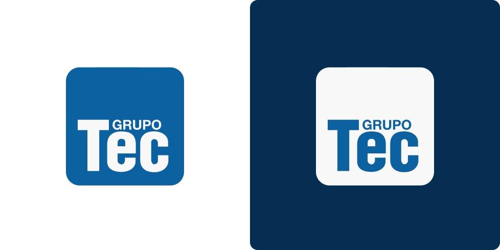 Versões Logo Grupo Tec