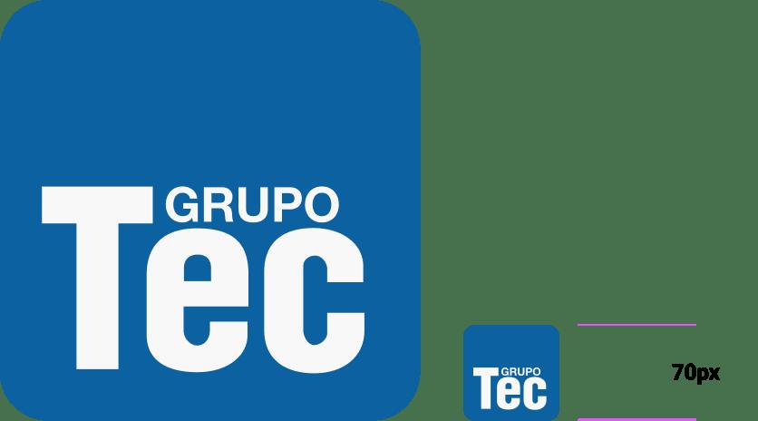 Tamanho Logo Grupo Tec