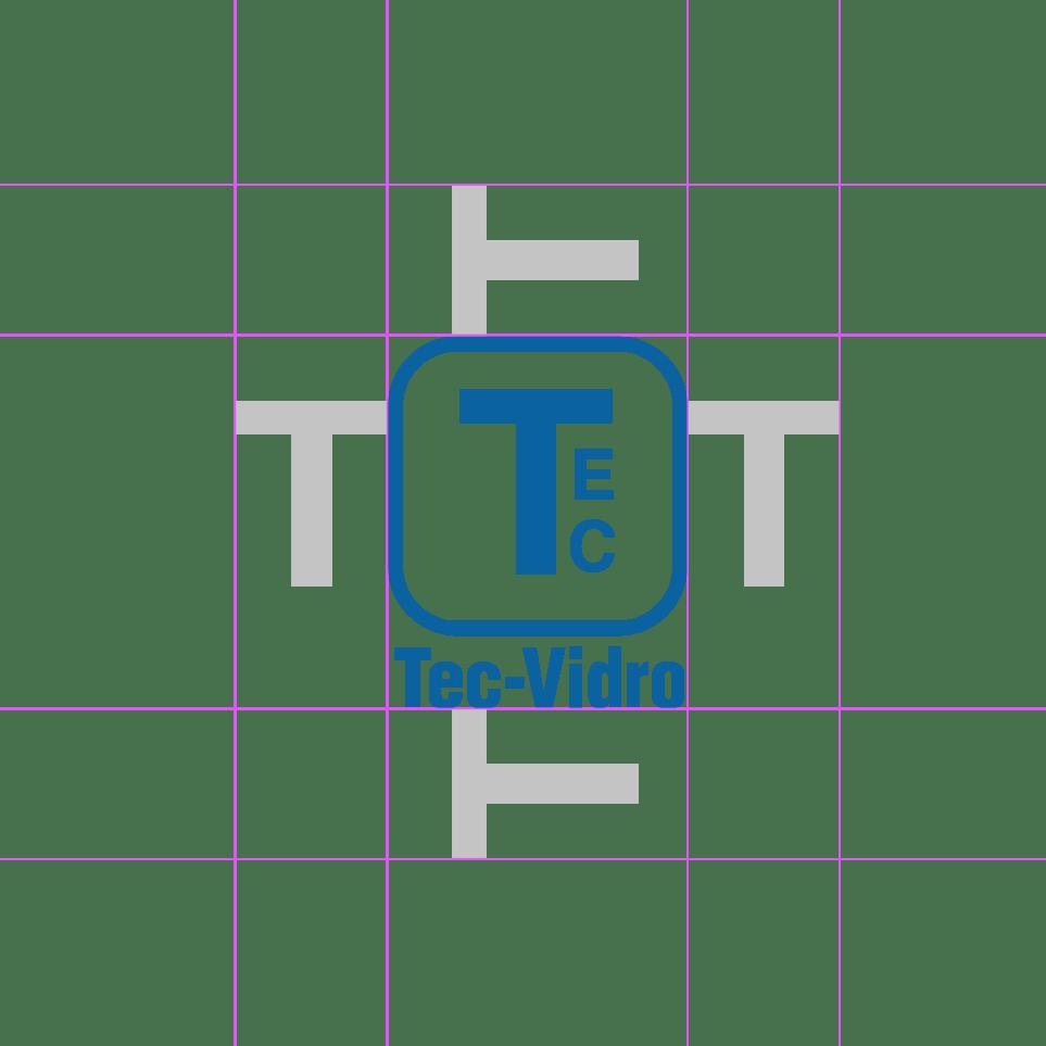 Espaçamento Logo Grupo Tec